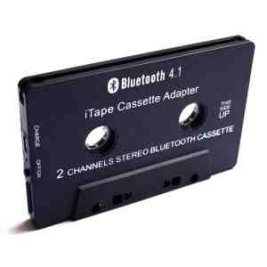 Adaptador de cassette Bluetooth